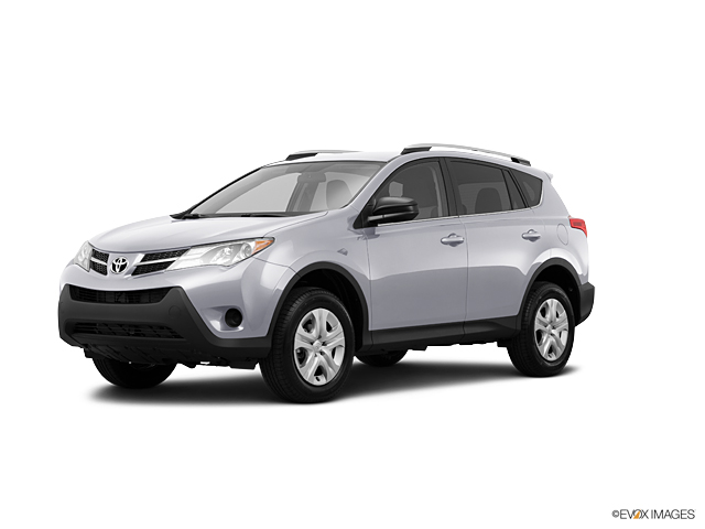2013 Toyota RAV4 Vehicle Photo in Trevose, PA 19053