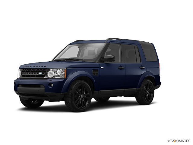 2013 Land Rover LR4 Vehicle Photo in Doylestown, PA 18902