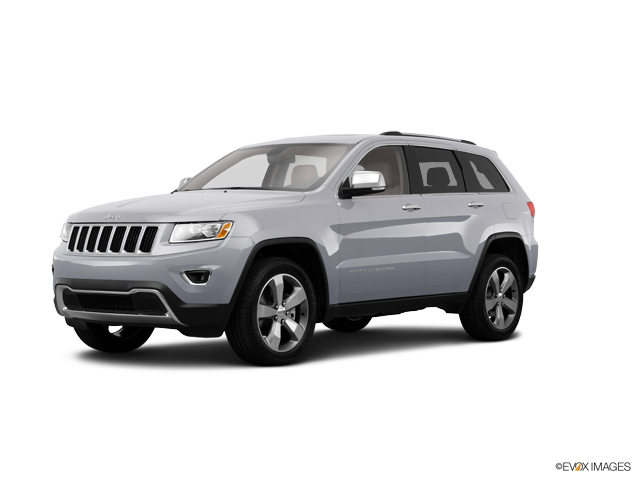 2014 Jeep Grand Cherokee Vehicle Photo in El Paso, TX 79922