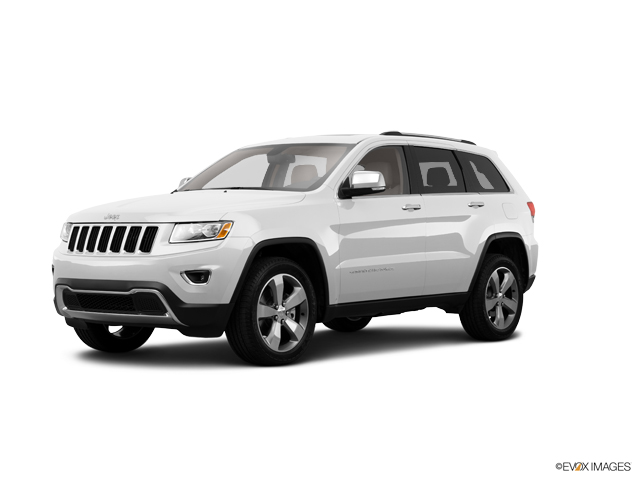 2014 Jeep Grand Cherokee Vehicle Photo in Raton, NM 87740