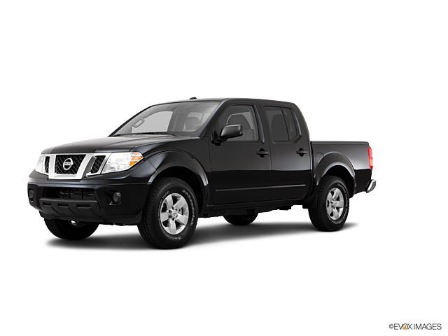 2013 Nissan Frontier Vehicle Photo in Kernersville, NC 27284