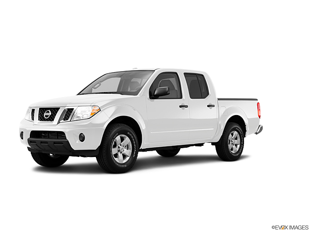 2013 Nissan Frontier Vehicle Photo in Casper, WY 82609