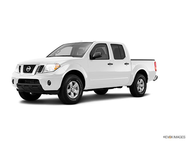 2013 Nissan Frontier Vehicle Photo In Richmond, VA 23294