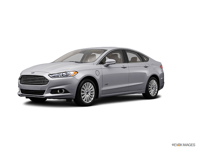 2013 Ford Fusion Energi Vehicle Photo in Trevose, PA 19053