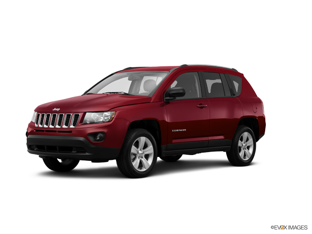 2014 Jeep Compass Vehicle Photo in Medina, OH 44256