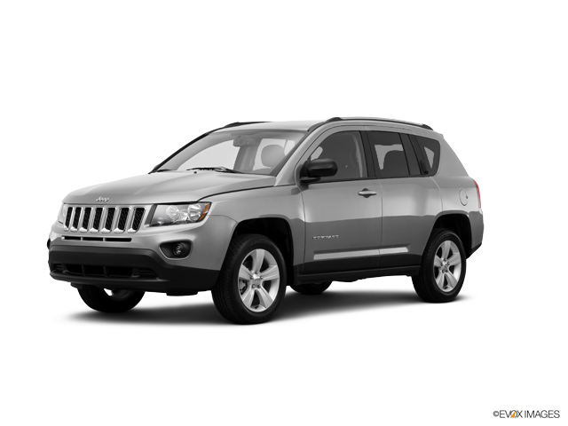 2014 Jeep Compass Vehicle Photo in Melbourne, FL 32901