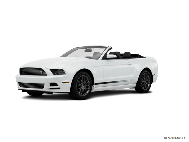 2014 Ford Mustang Vehicle Photo in Naples, FL 34109