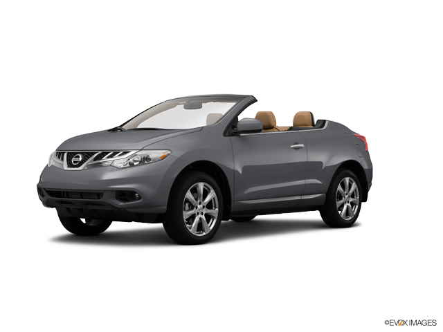 2014 Nissan Murano CrossCabriolet Vehicle Photo In Vincennes, IN 47591