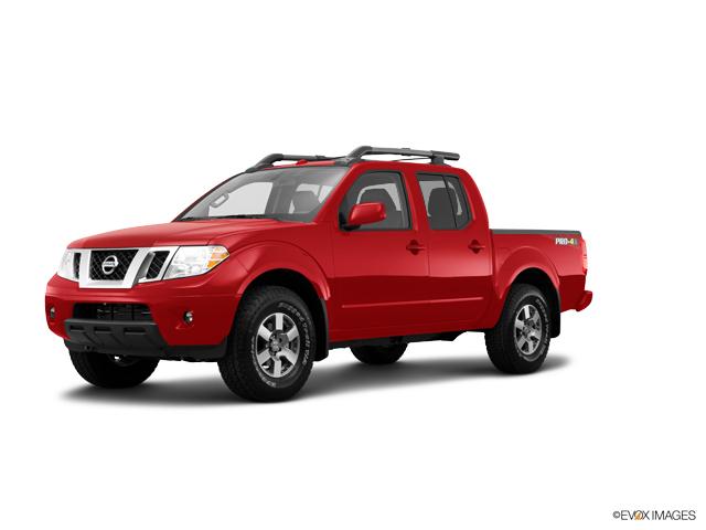 2013 Nissan Frontier Vehicle Photo in Colorado Springs, CO 80920