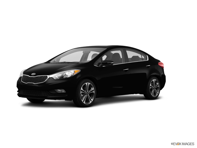2014 Kia Forte Vehicle Photo In El Paso, TX 79936