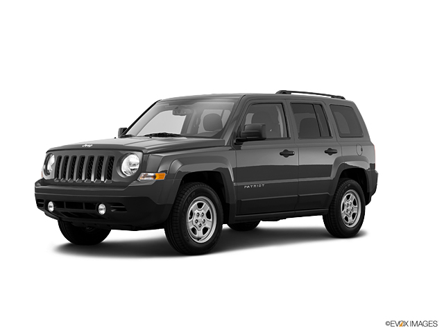 2014 Jeep Patriot Vehicle Photo in Anchorage, AK 99515