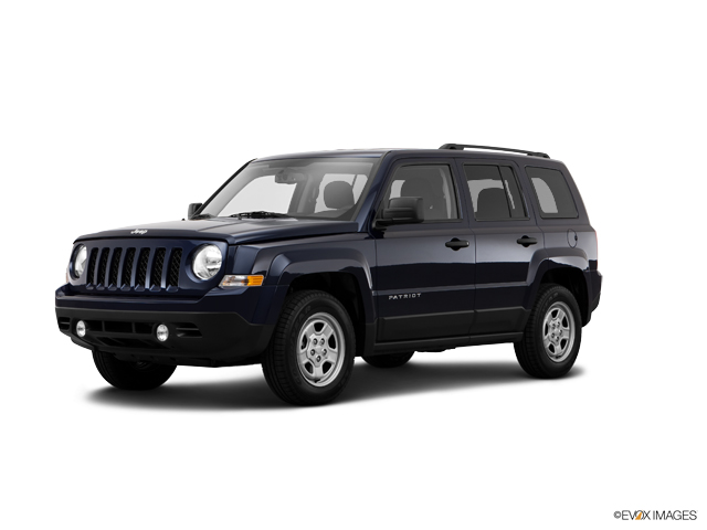 2014 Jeep Patriot Vehicle Photo in Queensbury, NY 12804