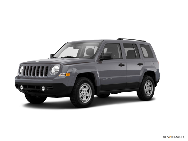 2014 Jeep Patriot Vehicle Photo in Lees Summit, MO 64086