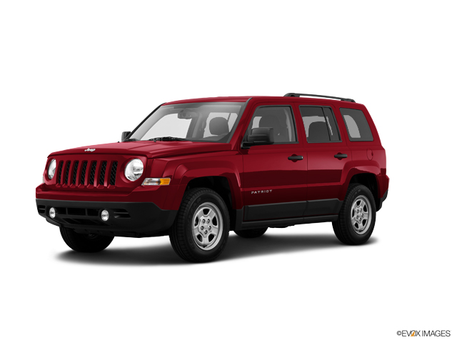 2014 Jeep Patriot Vehicle Photo in Akron, OH 44320