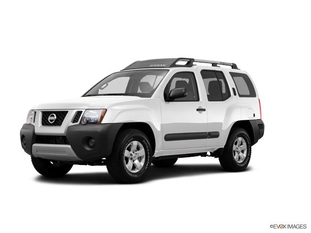2013 Nissan Xterra Vehicle Photo in Safford, AZ 85546