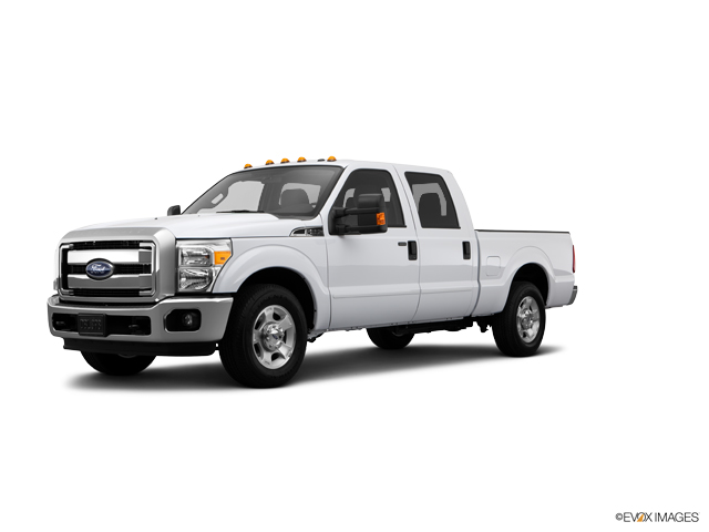 2013 Ford Super Duty F-250 SRW Vehicle Photo in Colorado Springs, CO 80920