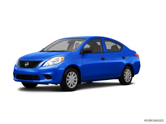 2014 Nissan Versa Vehicle Photo in Peoria, IL 61615