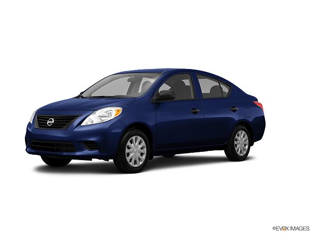 2014 Nissan Versa Vehicle Photo in Charlotte, NC 28212