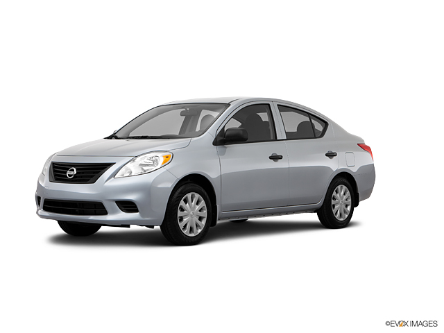 2014 Nissan Versa Vehicle Photo in North Canton, OH 44720