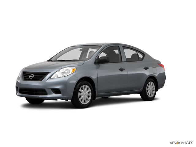 2014 Nissan Versa Vehicle Photo in New Hampton, NY 10958