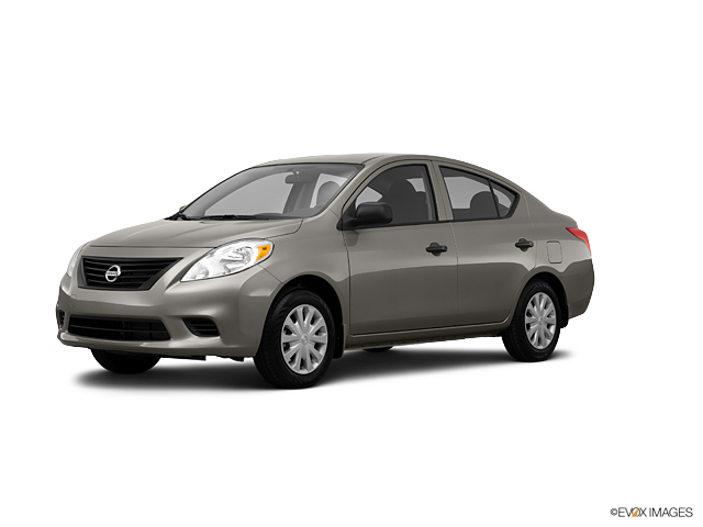 2014 Nissan Versa Vehicle Photo in Akron, OH 44303