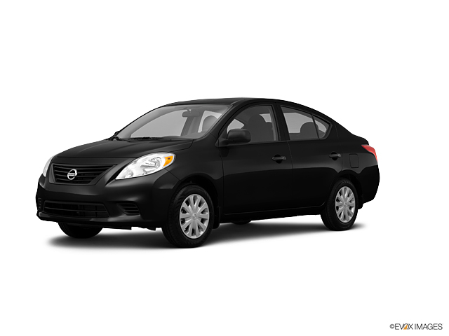 2014 Nissan Versa Vehicle Photo in Baton Rouge, LA 70806