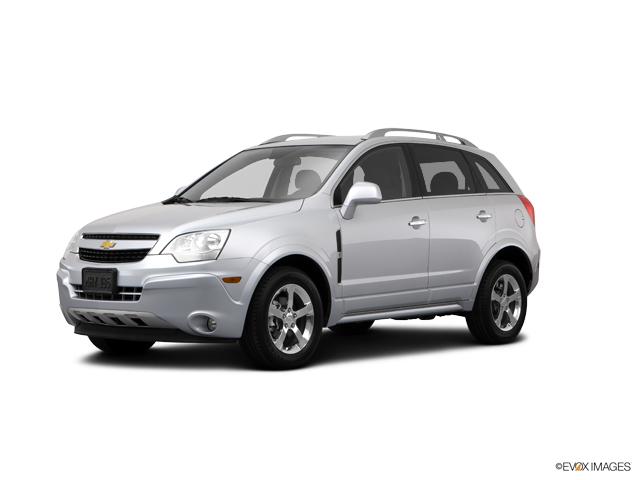2013 Chevrolet Captiva Sport Fleet Vehicle Photo in Killeen, TX 76541