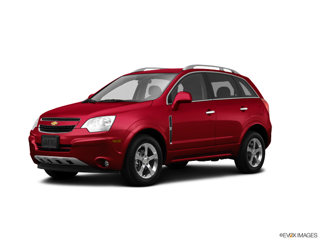 2013 Chevrolet Captiva Sport Fleet Vehicle Photo in San Antonio, TX 78254