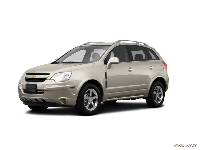 2013 Chevrolet Captiva Sport Fleet Vehicle Photo in Warrensville Heights, OH 44128