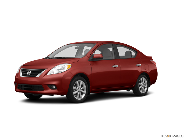 2014 Nissan Versa Vehicle Photo in McAllen, TX 78501
