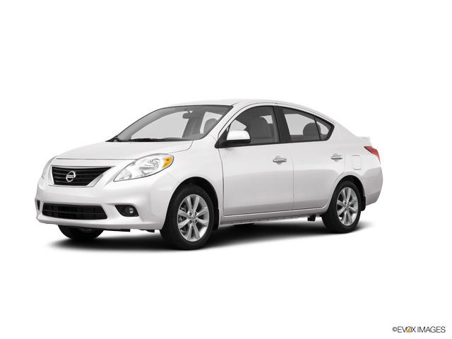 2014 Nissan Versa Vehicle Photo in Tallahassee, FL 32304