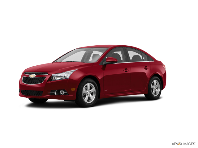 2014 Chevrolet Cruze Vehicle Photo in Colorado Springs, CO 80920