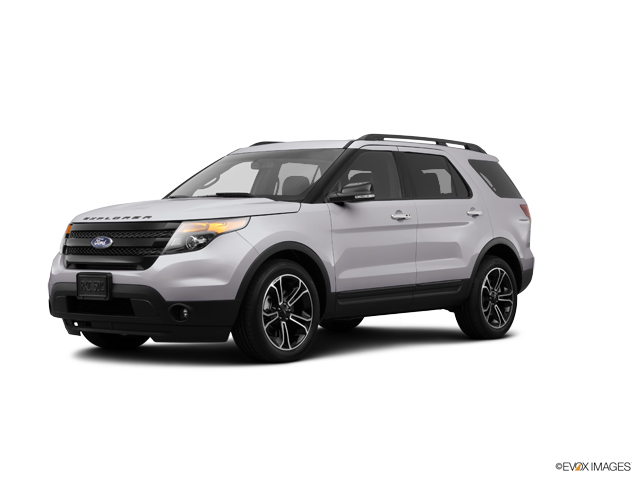 2014 Ford Explorer Vehicle Photo in Colma, CA 94014