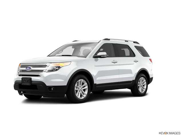 2014 Ford Explorer Vehicle Photo in Plainfield, IL 60586-5132
