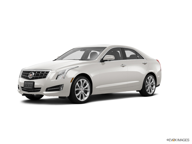 2014 Cadillac ATS Vehicle Photo in Austin, TX 78759