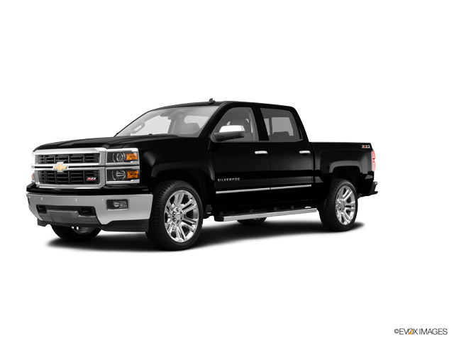 2014 Chevrolet Silverado 1500 Vehicle Photo in San Leandro, CA 94577