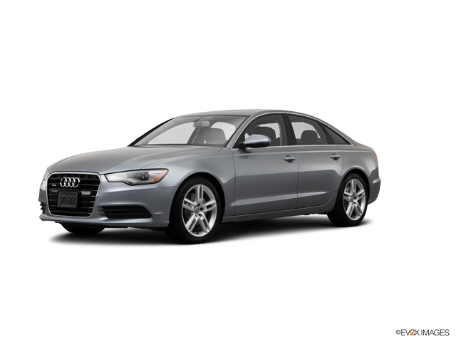 2014 Audi A6 Vehicle Photo in Colorado Springs, CO 80920