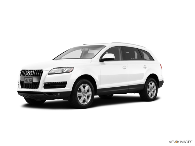 2014 Audi Q7 Vehicle Photo in Modesto, CA 95356