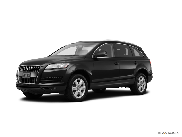 2014 Audi Q7 Vehicle Photo in Charlotte, NC 28269