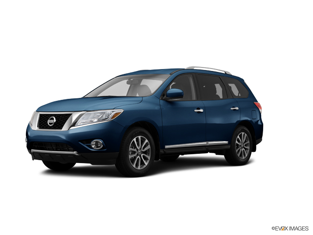 2014 Nissan Pathfinder Vehicle Photo in Enid, OK 73703