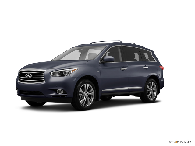 2014 INFINITI QX60 Vehicle Photo in Tulsa, OK 74131