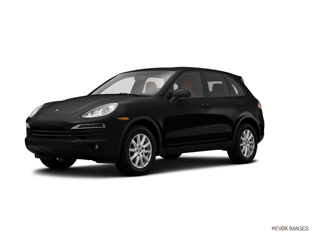 2014 Porsche Cayenne Vehicle Photo in Northbrook, IL 60062