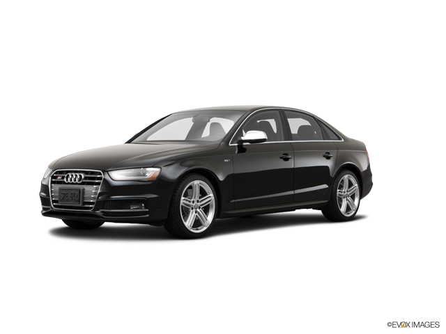 2014 Audi S4 Vehicle Photo in Concord, NC 28027