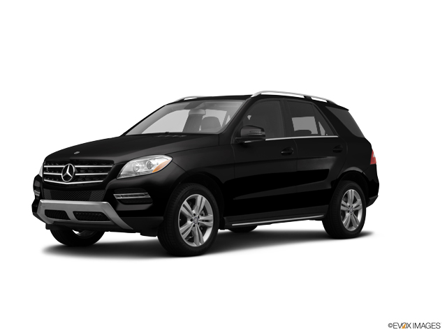 2014 Mercedes-Benz M-Class Vehicle Photo in Houston, TX 77074