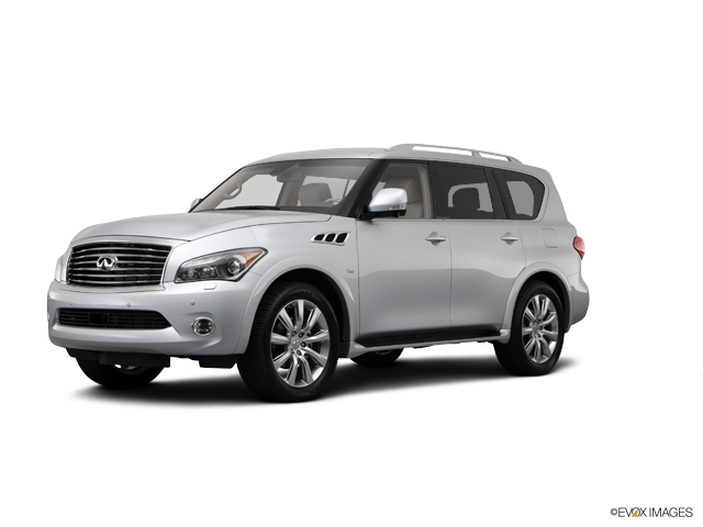 2014 Infiniti Qx80 In The Los Angeles Area At Puente Hills Chevrolet