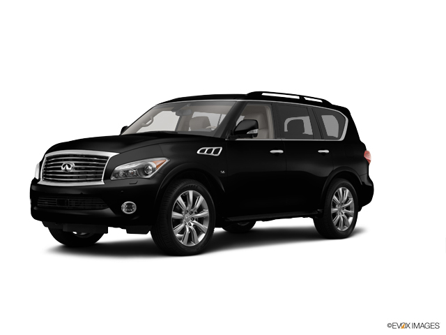 2014 INFINITI QX80 Vehicle Photo in Gainesville, GA 30504