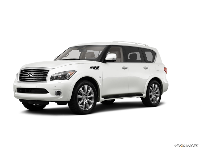 2014 INFINITI QX80 Vehicle Photo in Willow Grove, PA 19090