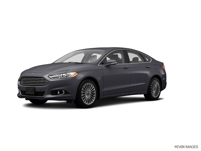 2014 Ford Fusion Vehicle Photo in Colorado Springs, CO 80920