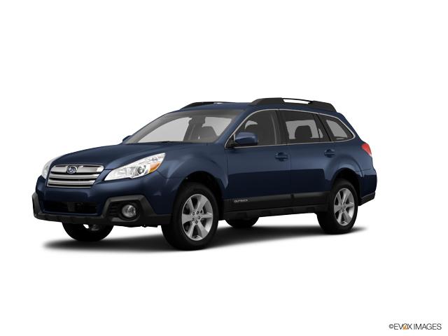 2014 Subaru Outback Vehicle Photo in San Antonio, TX 78254