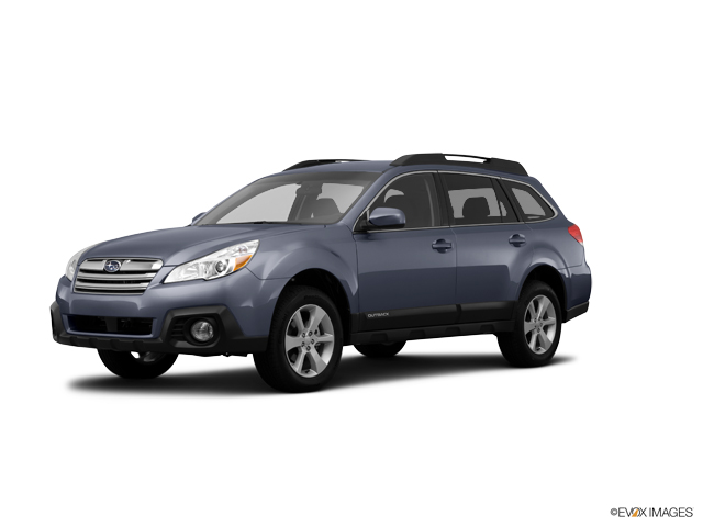 2014 Subaru Outback Vehicle Photo in Casper, WY 82609